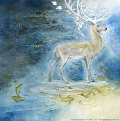 Stephanie Pui-Mun Law - What of the King Stag when the young stag is grown? ― Marion Zimmer Bradley, The Mists of Avalon