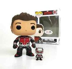 FUNKO POP Marvel Collector Corps Ant-man (+ Mini) #87 EXCLUSIVE Mint Condition #FunkoPop #Marvel