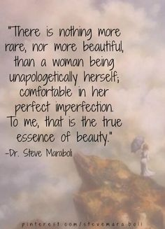 Are you comfortable with yourself? Do you appreciate the skin you are in? ~Natural Beauty Warriors