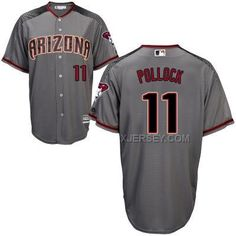 http://www.xjersey.com/diamondbacks-11-aj-pollock-graybrick-new-cool-base-jersey.html Only$43.00 DIAMONDBACKS 11 A.J. POLLOCK GRAY/BRICK NEW COOL BASE JERSEY Free Shipping!