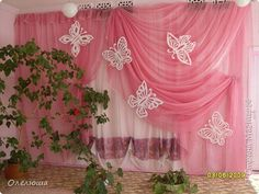 Board Decoration, Backdrop Decorations, School Decorations, Birthday Decorations, Flower Decorations, Backdrops, Creative Crafts, Diy And Crafts, Kids Events