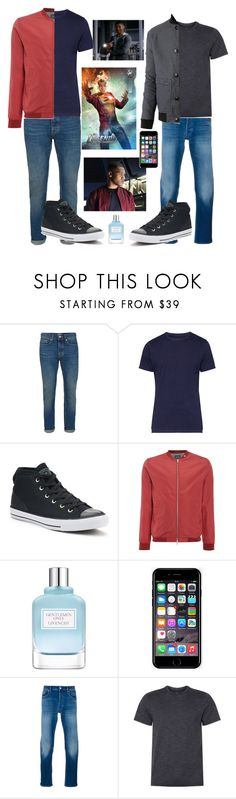 """Jefferson ""Jax"" Jackson -Dc's legends of tomorrow-"" by majestydesigns ❤ liked on Polyvore featuring Episode, Topman, Ted Baker, Converse, Peter Werth, Givenchy, Off-White, STONE ISLAND, NIKE and LE3NO"