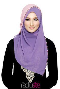 :::: ✿⊱╮☼ ☾  PINTEREST.COM christiancross ☀❤•♥•* ::::    Radiusite hijab