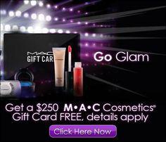 MAC Cosmetics Gift Card