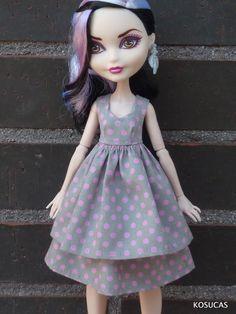 Vestido para siempre después de muñecas de alta. por Kosucas