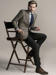 Best Mens Jackets and Pants - Nikolaj Coster Waldau - Esquire