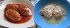 Kulinarne Wariacje: Pieczone leniwe gołąbki na dwa sposoby