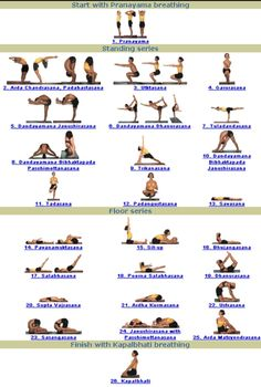 yoga sequence for beginners  iniciacion to vinyasa flow