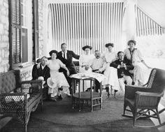 Milton S. Hershey Family