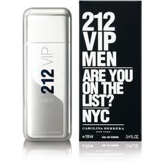 212 VIP 1.7 oz EDT for men
