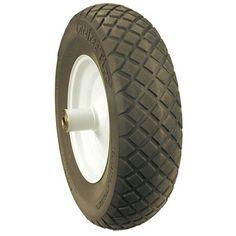 Maxpower 335275 Flat Proof Wheelbarrow Wheel * See this great product.