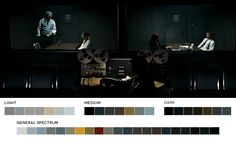 - Cinematography by Darius Khondji Movie Color Palette, Dark Color Palette, Color Palettes, Movies In Color, Light Cinema, Cinematic Photography, Mood And Tone, Best Cinematography, Movie Shots