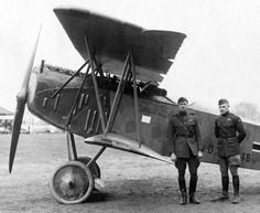 """Produced by the Germans, the Fokker D.VIII is considered to be one of the best fighter planes produced by anyone during WWI. The Fokker D.VII aka the Fokker E.V. was given the name """"the Flying Razor"""" by the Allied troops because of its effectiveness in battle. The Fokker had an advantage because of its maneuverability and the synchronized machine guns that would fire through the propeller without shredding the thing to bits."""