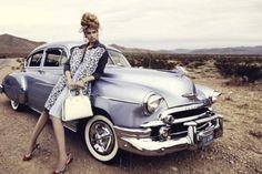 retro glam style