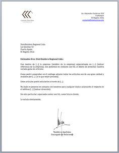 Carta De Referencia Comercial Formatos Y Modelos Legales Formatos