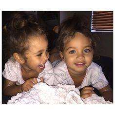 Defiantly our future kids Twin Baby Girls, Cute Baby Girl, Twin Babies, Little Babies, Baby Kids, Baby Baby, Precious Children, Beautiful Children, Beautiful Babies