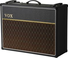 VoxCustom AC30C2 30W 2x12 Tube Guitar Combo AmpBlack.                     This is the guitar amp I use....love it