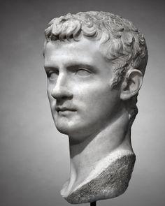 Caligula Gaius Julius Caesar Augustus Germanicus Meant Little Bootsthe Soldiers Of