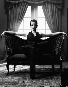 Eva Green is such a badass.