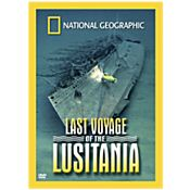 Last Voyage of the Lusitania DVD