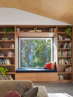 Home Library Design, Home Room Design, Home Office Design, Home Interior Design, Interior Architecture, House Design, Pavilion Architecture, Chinese Architecture, Futuristic Architecture