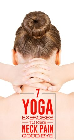 7 Easy Yoga Asanas That Will Kiss Your Neck Pain Goodbye! Fitness Workouts, Yoga Fitness, Fitness Motivation, Fitness Tracker, Neck Hurts, Easy Yoga, Simple Yoga, Cow Face Pose, Neck Yoga