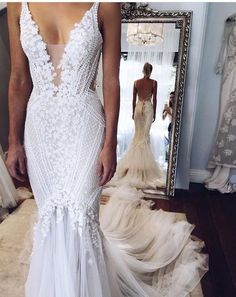 Backless Prom Dress,Mermaid Prom Dress,Fashion Bridal Dress,Sexy Party