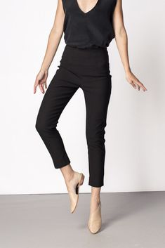 CECILIA PANT by Elizabeth Suzann | Her Couture Life www.hercouturelife.com