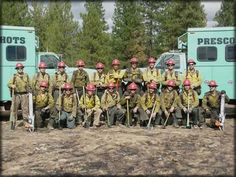 Nineteen firefighters, including 18 from the elite Granite Mountain Hotshots of Prescott, ...