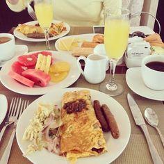 Breakfast delight - The Westin Lagunamar Ocean Resort Villas & Spa #mySVNvacation #cancun