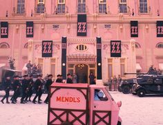 The Grand Budapest Hotel(2014)