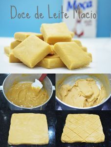 receita-doce-de-leite-macio                                                                                                                                                                                 Mais I Love Food, Good Food, Yummy Food, Sweet Desserts, Sweet Recipes, Other Recipes, Food And Drink, Cooking Recipes, Favorite Recipes