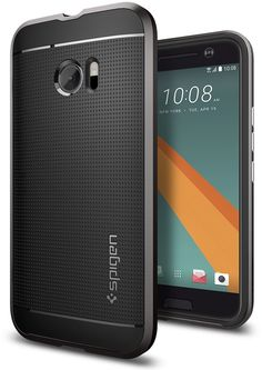 Best HTC 10 cases from Phandroid featuring the Neo Hybrid case from Spigen!