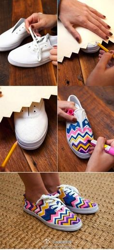 Do it yourself (DIY) - Hazlo tu misma! » Roxy Chile