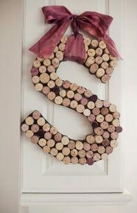 Cool!  @Barbara Acosta Buckley-Peeples @Annette Howard Leblanc     12 must-see wine cork crafts | #BabyCenterBlog