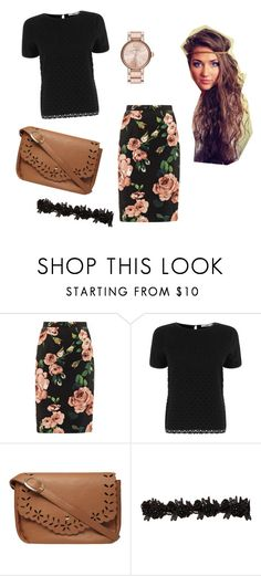 """Modest outfit"" by pentecostalgirll ❤ liked on Polyvore featuring Dolce&Gabbana, Oasis, Dorothy Perkins, Free Press and Marc by Marc Jacobs"