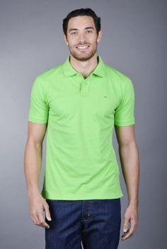 Plain Polo Shirts, Eden Park, Ss 15, Polo Ralph Lauren, Menswear, Classic, Casual, Green, Mens Tops