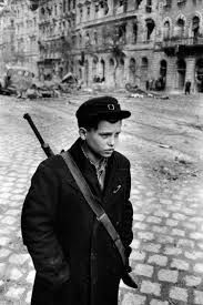 Boy Freedom Fighter Carrying Rifle During Hungarian Revolution Against Soviet Backed Government Photographic Print by Michael Rougier Budapest, Old Photos, Vintage Photos, Freedom Fighters, Historical Pictures, Life Magazine, Cold War, World War Ii, Character Inspiration