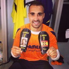 Sergio Asenjo   Villarreal   2014