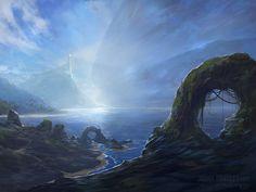 Island by noahbradley.deviantart.com on @deviantART