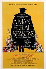 A Man for All Seasons (1966) Directed by Fred Zinnemann Britain