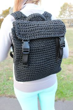 Paracord Backpack 550 Cord Backpack Camping by WereKnotWorthy