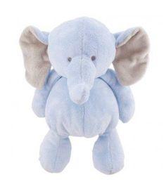 Buy Carter's Plush Elephant, Blue Online ABSB008MU9VAK   Cutebabybuy.com