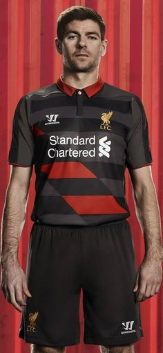 Liverpool FC - New Kit 14/15