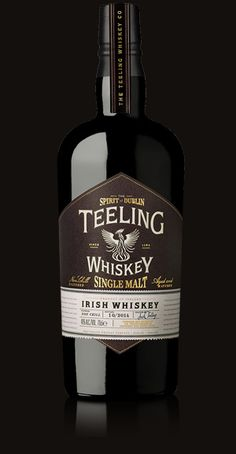 SINGLE MALT -  Teeling Whiskey Co. - Irish Whiskey