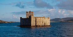 Castello Kisimul - Scozia