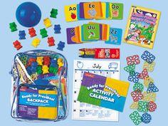Ready for Preschool Backpack - Each   shopswell