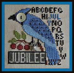 Hinzeit - Birds Eye - Jubilee July – Stoney Creek Online Store