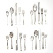 Vintage 20-piece Place Setting  #ajoyusshower