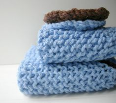 Natural Bath cotton cloth set, perfect for summer decor!